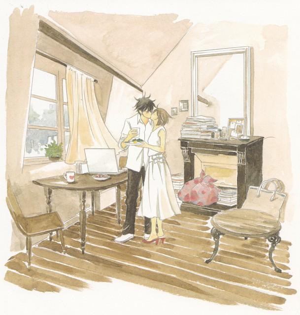 Tomoko Ninomiya, Nodame Cantabile, Nodame Cantabile Illustrations, Shinichi Chiaki, Megumi Noda