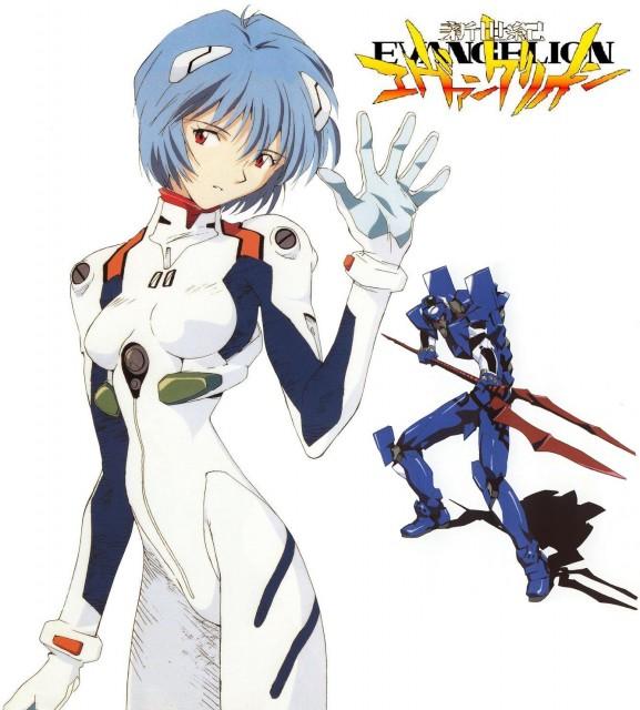 Neon Genesis Evangelion, Rei Ayanami, Unit-00