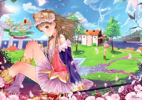 Atelier Totori, Cecilia Helmold, Totooria Helmold, Doujinshi, Doujinshi Cover