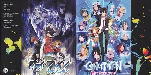 Shinichiro Otsuka, Spike Chunsoft, Sunrise (Studio), Phi Brain: Kami no Puzzle, Conception: Ore no Kodomo o Undekure!