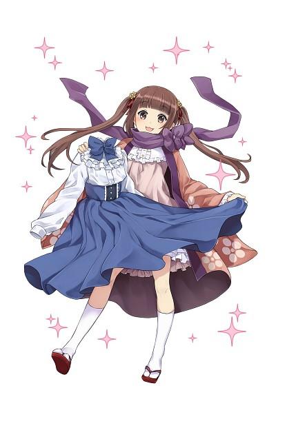 Studio 3hz, Actas, Princess Principal, Kisaragi (Princess Principal)
