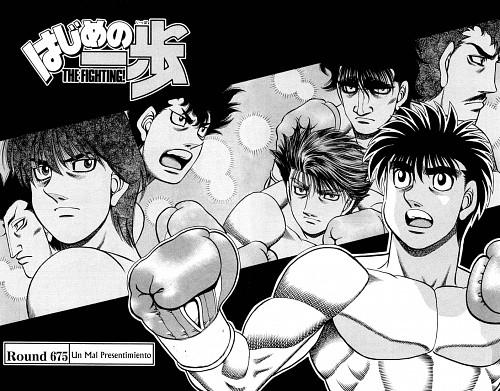 Jouji Morikawa, Madhouse, Hajime no Ippo, Mashiba Ryou, Ichiro Miyata