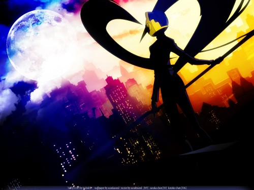 Suzuhito Yasuda, Brains Base, DURARARA!!, Celty Sturluson Wallpaper