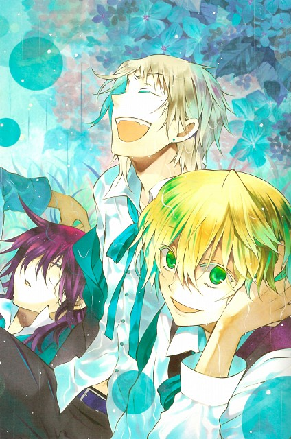 Jun Mochizuki, Xebec, Pandora Hearts, Pandora Hearts ~there is~, Eliot Nightray
