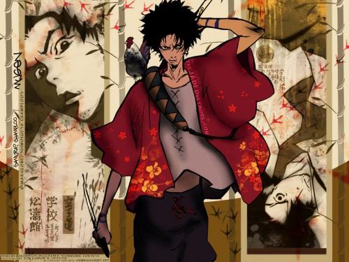 Manglobe, Samurai Champloo, Mugen Wallpaper