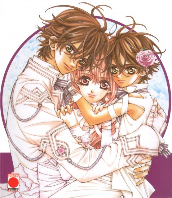 Matsuri Hino, MeruPuri, Airi Hoshina, Aram, Manga Cover