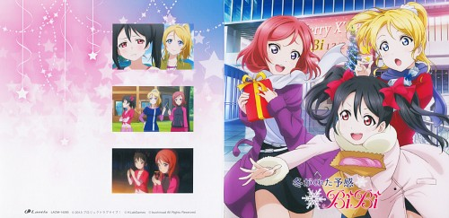 Sunrise (Studio), Love Live! School Idol Project, Eri Ayase, Niko Yazawa, Maki Nishikino