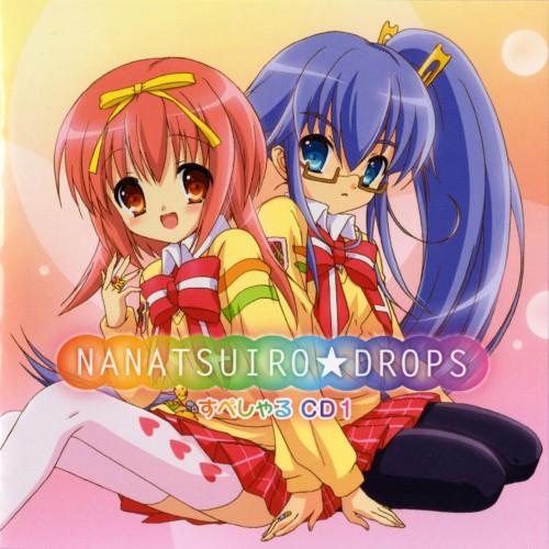 UNiSONSHIFT, Nanatsuiro Drops, Sumomo Akihime, Yuuki Nona, Album Cover