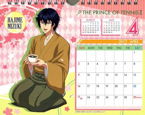 Takeshi Konomi, Production I.G, Prince of Tennis, Hajime Mizuki, Calendar