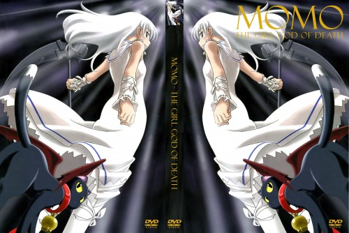 Group TAC, Shinigami no Ballad, Daniel, Momo (Shinigami no Ballad), DVD Cover