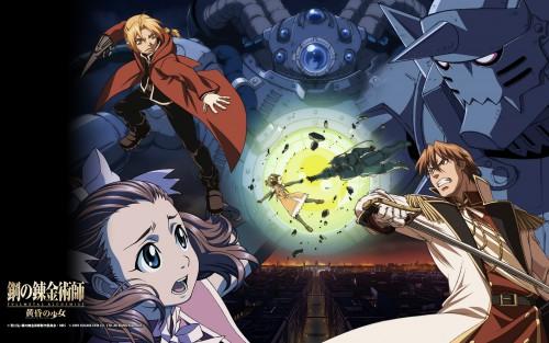 Hiromu Arakawa, BONES, Fullmetal Alchemist, Alphonse Elric, Elena (FMA)