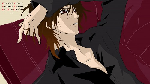 Matsuri Hino, Studio DEEN, Vampire Knight, Kaname Kuran, Vector Art
