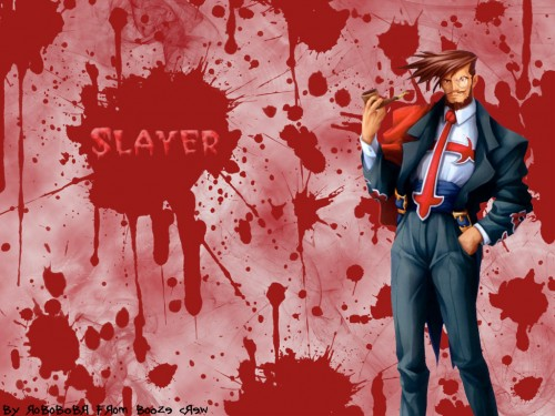 Guilty Gear, Slayer (Guilty Gear) Wallpaper