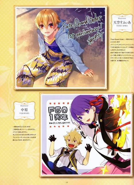 Nakahara, Tenkuu Sphere, Aniplex, Fate/Grand Order 1st Anniversary, Fate/Grand Order