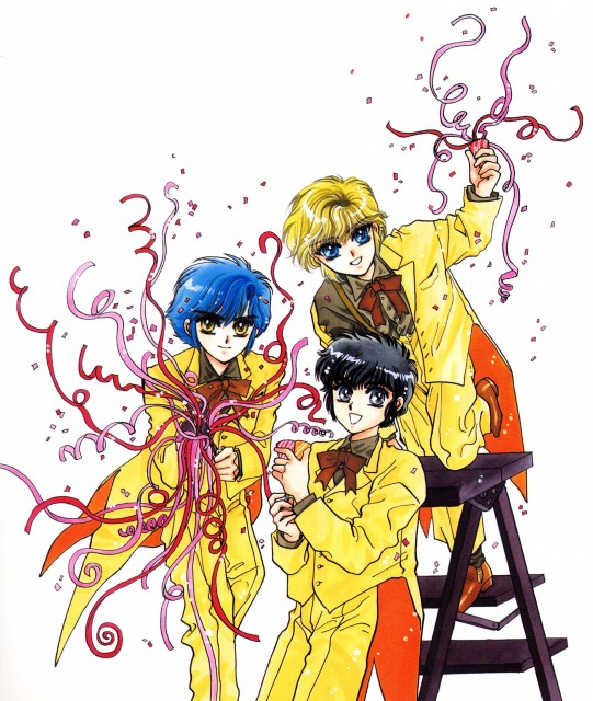 CLAMP, Studio Pierrot, CLAMP School Detectives, CLAMP South Side, Nokoru Imonoyama