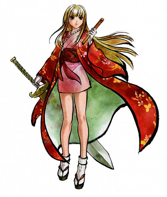 SNK, Samurai Showdown Sen Artwork, Samurai Spirits, Suzuhime