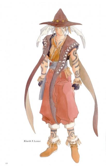 Namco, Tales of Phantasia - The Origin, Tales of Phantasia, Klarth F. Lester