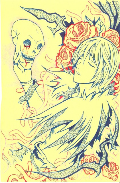 Takeshi Obata, Madhouse, Death Note, Light Yagami, Member Art