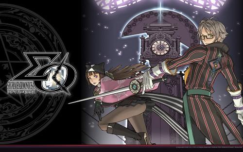 Sigma Harmonics, Sigma Kurogami, Neon Tsukiyumi, Official Wallpaper