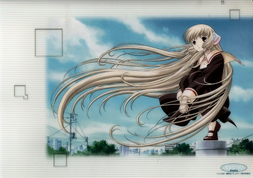Madhouse, Chobits, Chii, Pencil Board