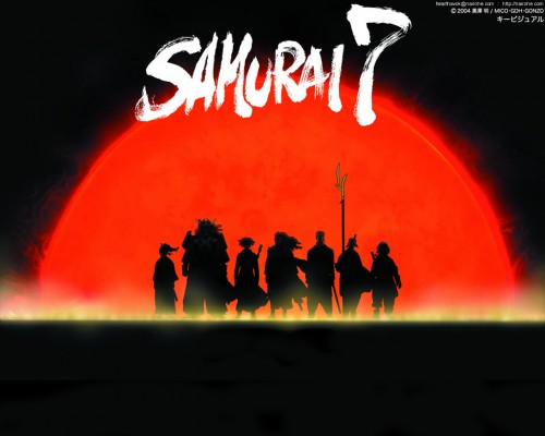 Samurai 7 Wallpaper