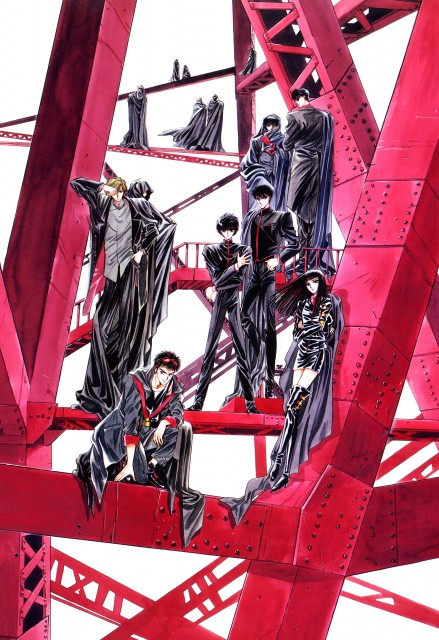 CLAMP, Madhouse, X, X [zero], Yuuto Kigai