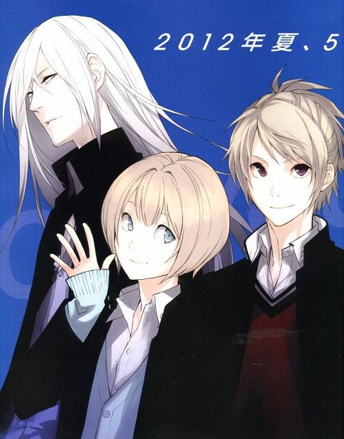 Kanako Nono, Prince of Stride, Hozumi Kohinata, Kyousuke Kuga, Riku Yagami