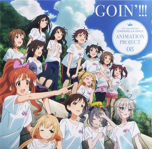 Aniplex, A-1 Pictures, Namco, Idol Master: Cinderella Girls, Uzuki Shimamura