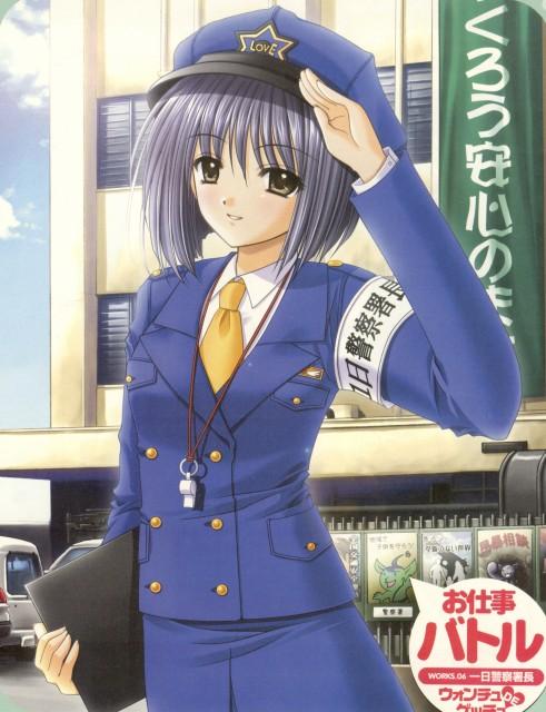 Aoi Nishimata, Lovely Idol, Toko Yuki, Magi-Cu