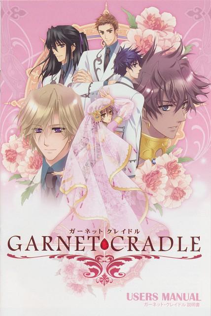 Carnelian, Spica (Studio), Garnet Cradle, Sou Shirato, Miku Amahashi