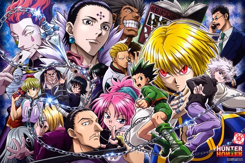 Yoshihiro Togashi, Hunter x Hunter, Gon Freecss, Fei tan, Machi (Hunter x Hunter)