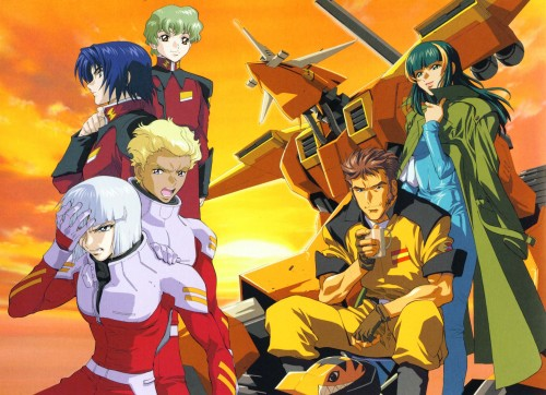 Sunrise (Studio), Mobile Suit Gundam SEED, Dearka Elthman, Yzak Joule, Aisha (Gundam SEED)