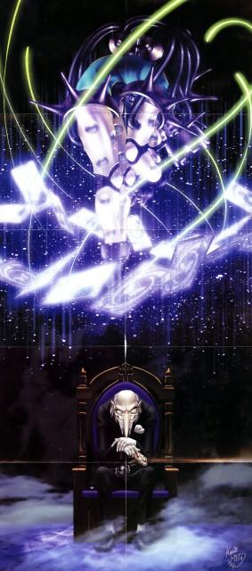 Kazuma Kaneko, Atlus, Shin Megami Tensei: Persona 2, Igor
