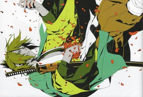 Yone Kazuki, Hakuouki Shinsengumi Kitan, Souji Okita (Hakuouki)