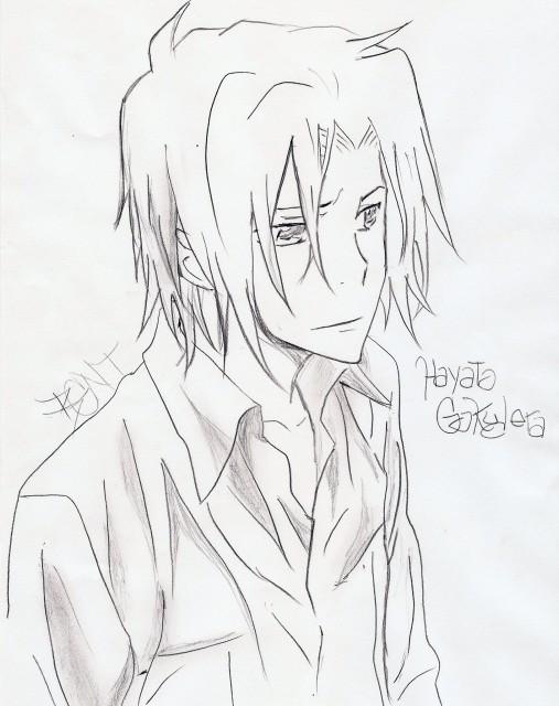 Akira Amano, Katekyo Hitman Reborn!, Hayato Gokudera, Member Art