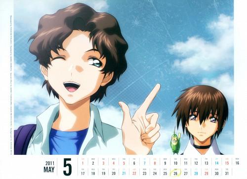 Youichi Fukano, Hisashi Hirai, Sunrise (Studio), Mobile Suit Gundam SEED, Torii (Gundam SEED)