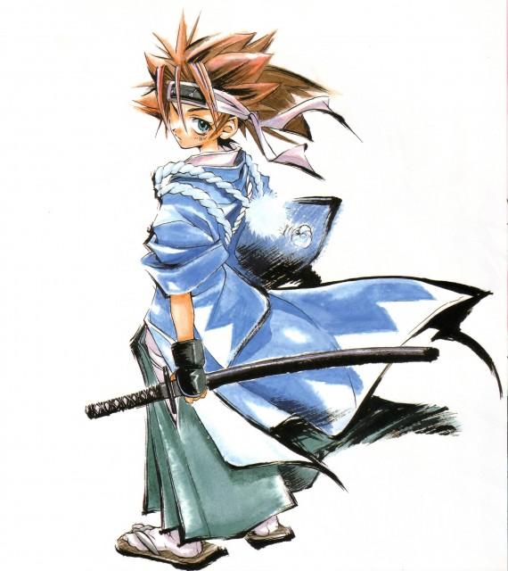 Nanae Chrono, Peacemaker Kurogane, Tetsunosuke Ichimura, Occupations