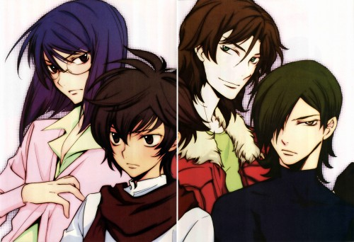 Yun Kouga, Mobile Suit Gundam 00, Gundam 00 Yun Kouga: Dear Meisters Comic & Arts, Allelujah Haptism, Lockon Stratos