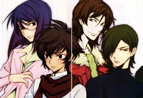 Yun Kouga, Mobile Suit Gundam 00, Gundam 00 Yun Kouga: Dear Meisters Comic & Arts, Tieria Erde, Setsuna F. Seiei