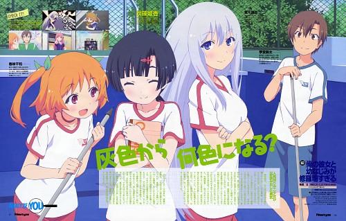 Masaaki Yamano, A-1 Pictures, Ore no Kanojo to Osananajimi ga Shuraba Sugiru, Eita Kidou, Masuzu Natsukawa