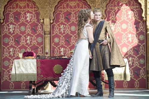 Game of Thrones, Joffrey Baratheon, Margaery Tyrell