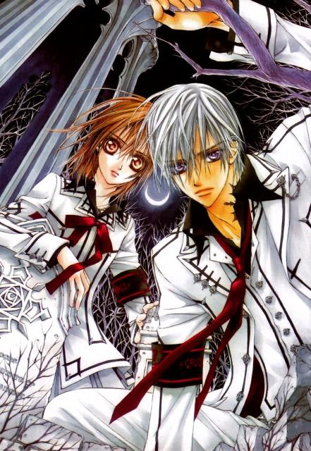 Matsuri Hino, Vampire Knight, Zero Kiryuu, Yuuki Cross
