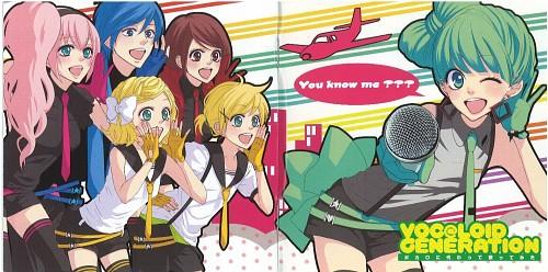 Yunomi, Vocaloid, Len Kagamine, Rin Kagamine, Meiko
