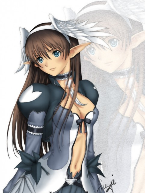 Tony Taka, Shining Tears, Elwing, Member Art