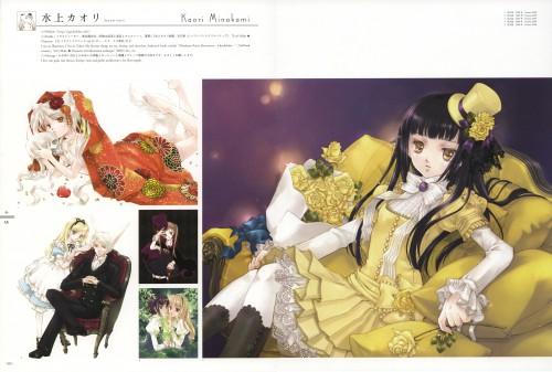 Kaori Minakami, 100 Masters of Bishojo Painting