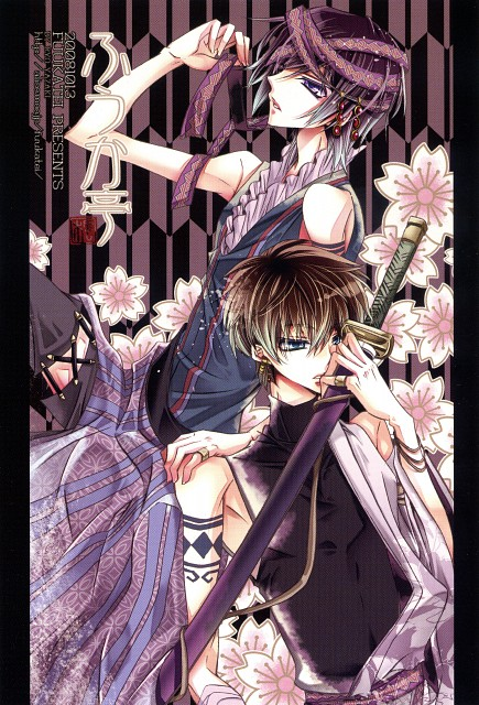 Lelouch of the Rebellion, Lelouch Lamperouge, Suzaku Kururugi, Doujinshi