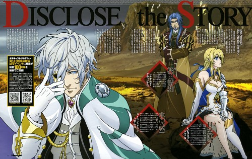 Yone Kazuki, Shouji Kawamori, Takako Shimizu (Mangaka), Satelight, Nobunaga the Fool