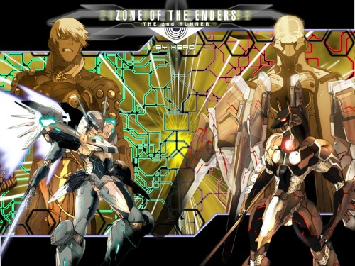 Zone of the Enders: The 2nd Runner, Nohman, Dingo Egret Wallpaper