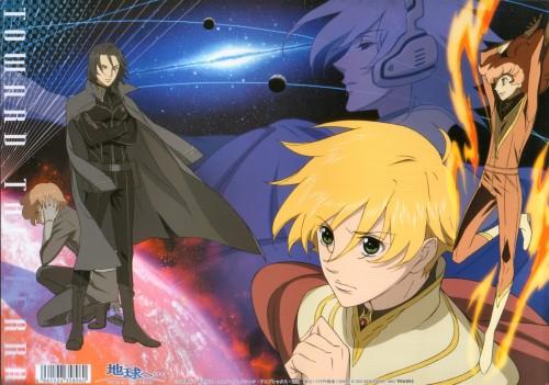 Nobuteru Yuuki, Tokyo Kids, Toward the Terra, Keith Anyan, Jonah Matsuka