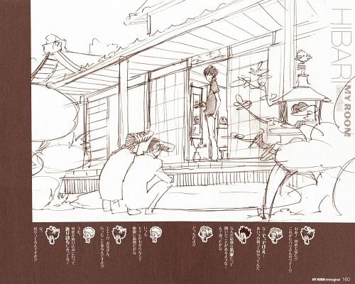 Akira Amano, Artland, Katekyo Hitman Reborn!, Colore!, Hibird
